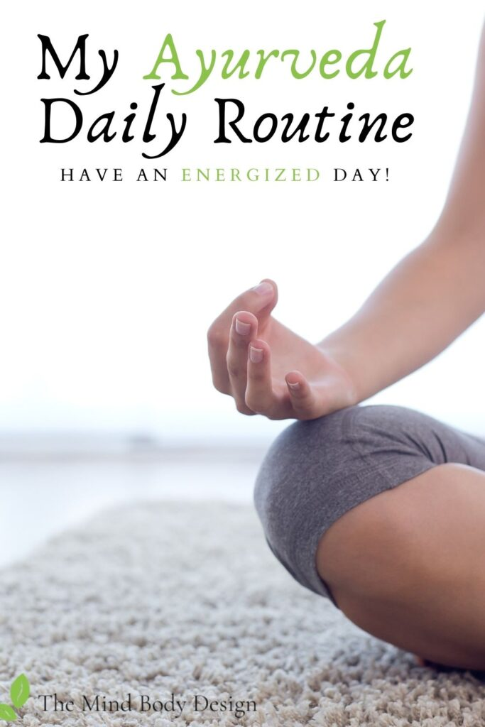 Ayurveda Daily Routine