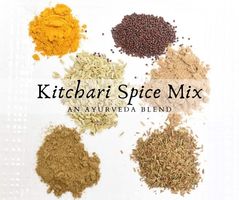 Kitchari Spice Mix