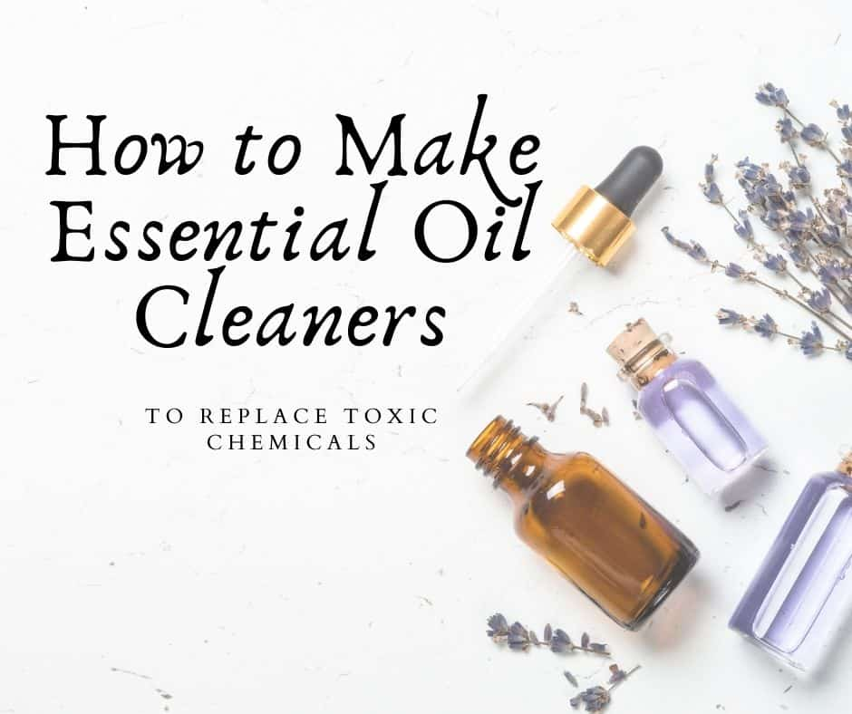 How to Make Essential Oil Cleaners tn
