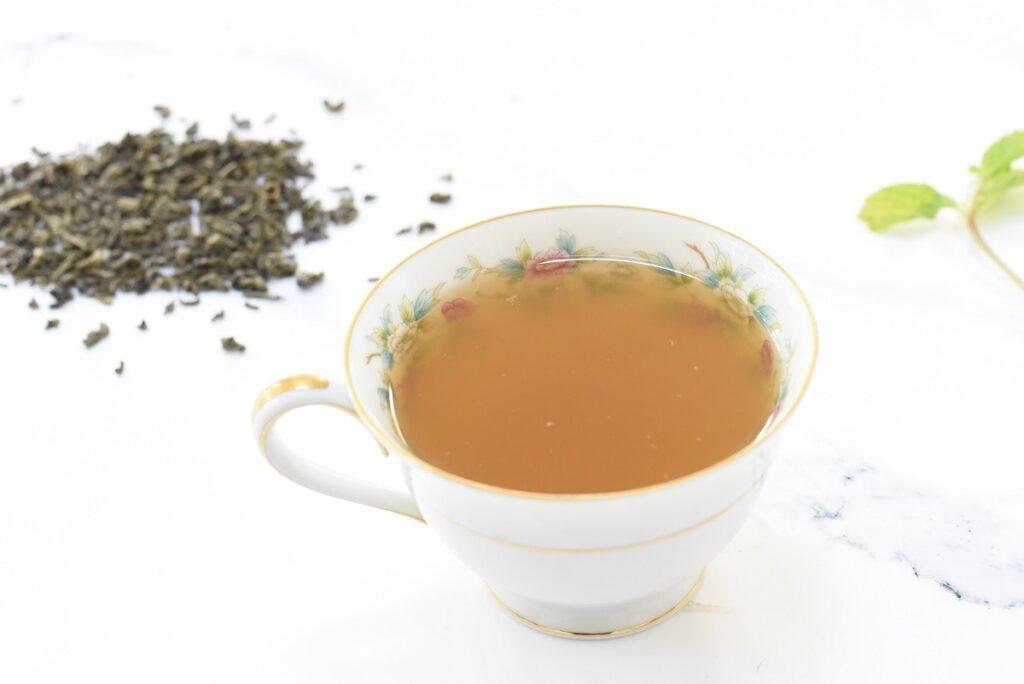 Detox Tea in Cup