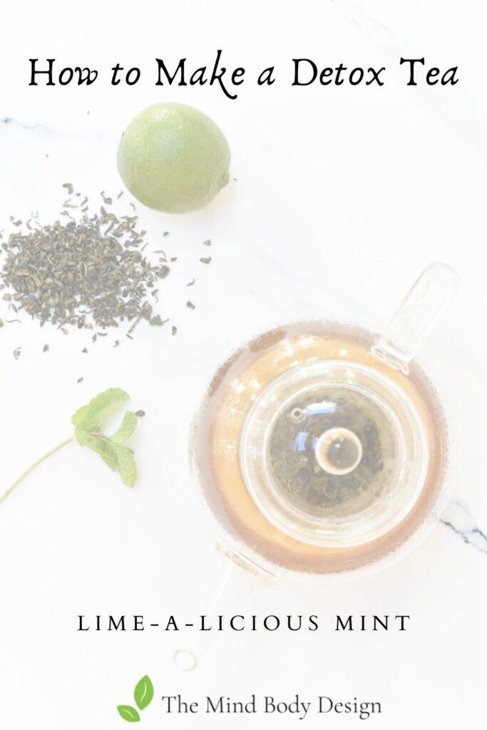 How to Make a Detox Tea