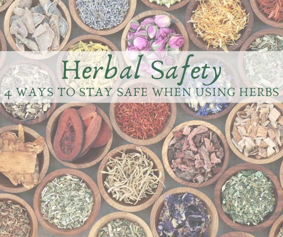 Herbal Safety