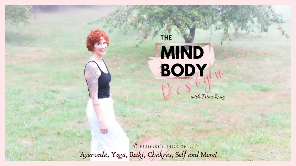 The Mind Body Design Podcast Cover Wide